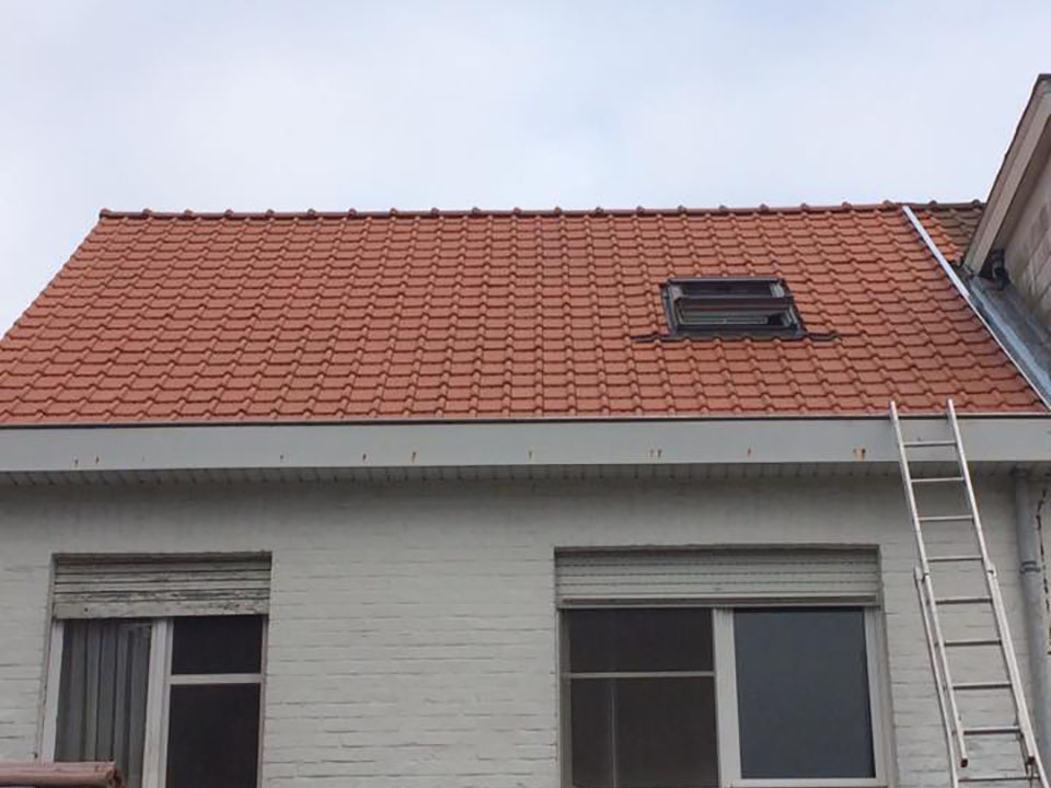 Renoveren dak West-Vlaanderen