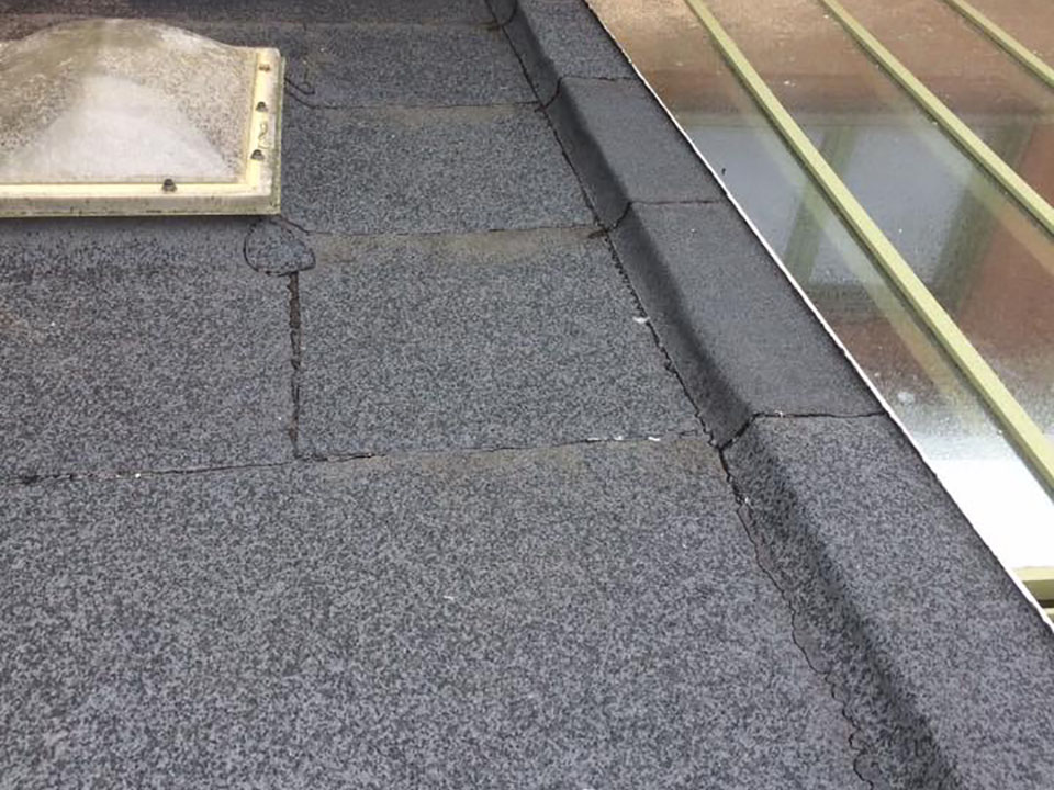 Roofing plat dak Roeselare
